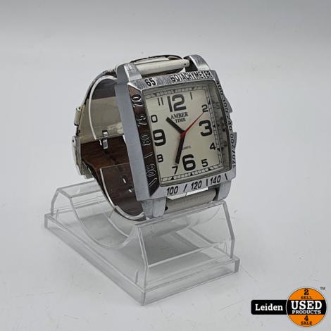 Amber time Horloge