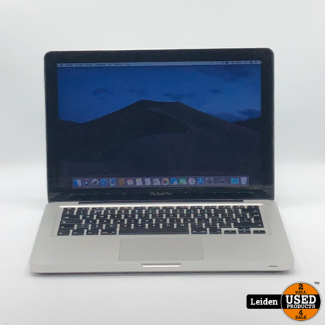 Macbook Pro (13-inch, medio 2012)