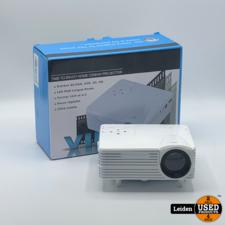 H80 LED LCD Mini Beamer