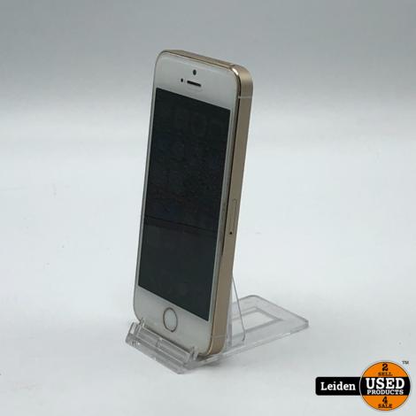 iPhone 5S 16GB - Goud