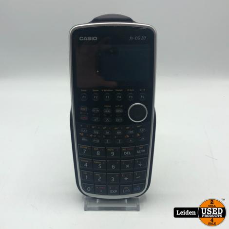 Casio FX-CG20 - Grafische Rekenmachine