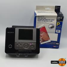Sony Sony DPP-FP90 Printer