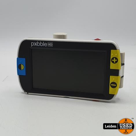 Pebble HD digitale draagbare handloep