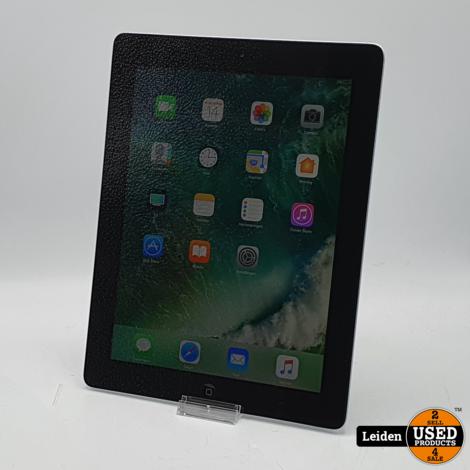 Apple iPad 4 16GB Wifi - Zilver