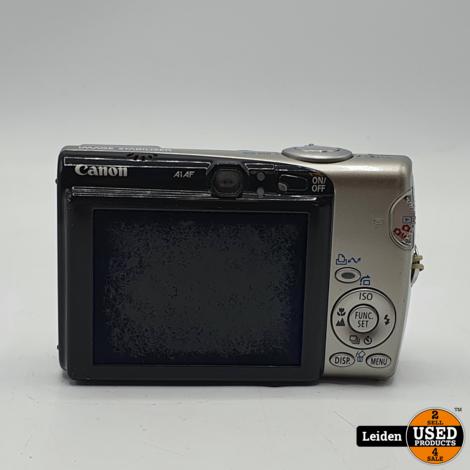 Canon Digital IXUS Digital IXUS 800 IS