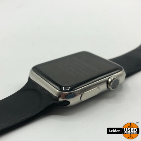 Apple Watch Series 1 - 42mm - Stainless Steel