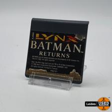 Atari Batman Returns (Lynx)