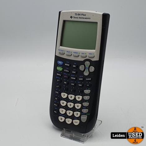 Texas Instruments TI-84 Plus Rekenmachine