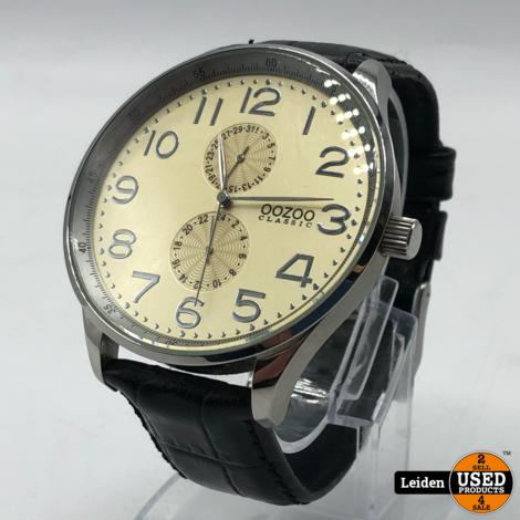 Oozoo Classic Horloge