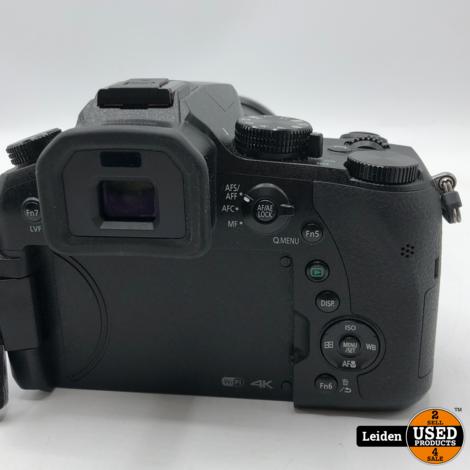 Panasonic Lumix DMC-FZ2000 4K Camera