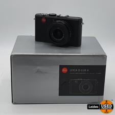 Leica Leica D-Lux 4 Camera