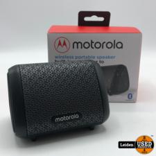 Motorola Sonic Sub 240 Bass speaker - draadloos - waterproof IPX5