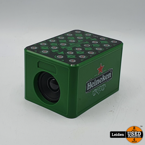 Heineken mini speaker