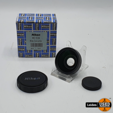Nikon Nikon WC-E24 0.66x Groothoek Converter