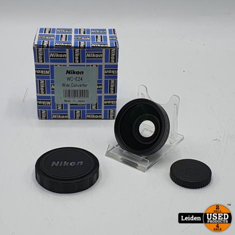 Nikon WC-E24 0.66x Groothoek Converter