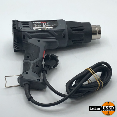 PowerPlus POWE80040 Heteluchtpistool