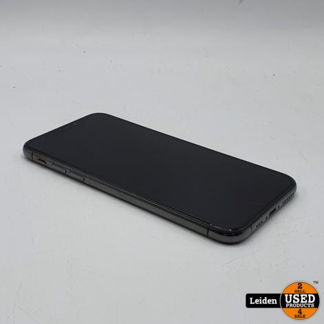 iPhone XS 64GB - Space Grey   In Topstaat   Accu 86%