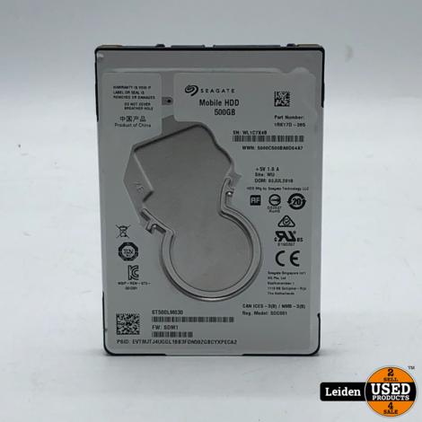 Seagate Mobile HDD 500GB SDC001 Hardeschijf