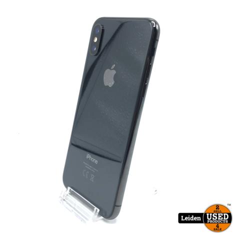 iPhone XS 64GB - Space Gray | In Topstaat | Accu 90% | Incl. 1 jaar Garantie