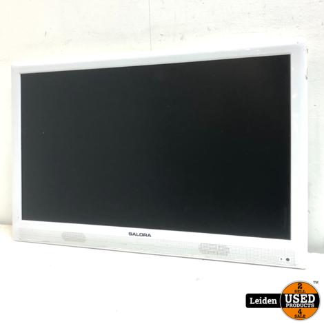 Salora LED2426FHDVXWHII 24 inch Full HD LED Televisie