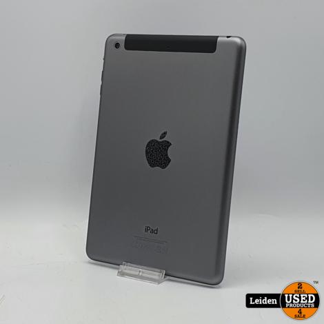 iPad Mini 2 Wifi Cellular 4G 32GB - Space Gray