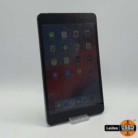 iPad Mini 2 Wifi Cellular 4G 16GB - Space Gray