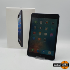 Apple iPad Mini 1G Wifi 3G 32GB - Zwart