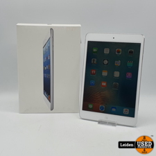 Apple iPad Mini 1G Wifi 32GB - Zilver
