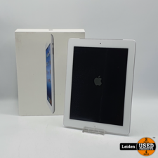 Apple iPad 3 Wifi+3G 16GB - Zilver