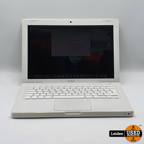 Macbook (13-inch, mid 2009)