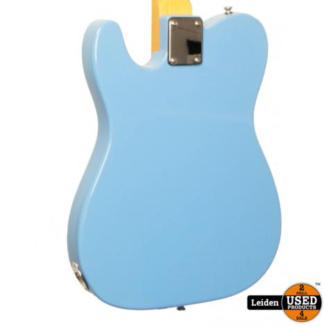 Phoenix Electric Guitar Telecaster - Baby Blue