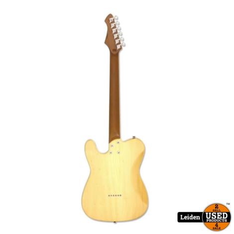 Aria Electric Guitar Ruby Red 615-MK2 RBRD