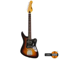 Aria Electric Guitar 3-Tone Sunburst RETRO-1532 3TS