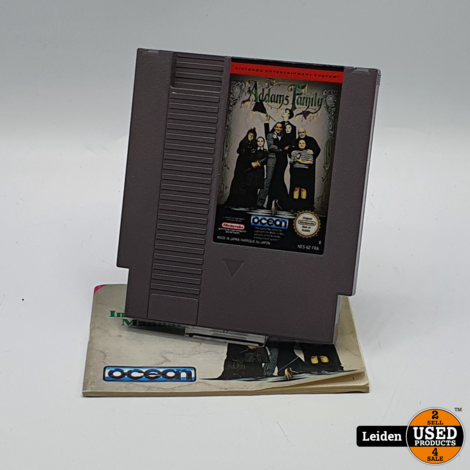 Addams Family (NES)