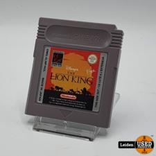 Nintendo The Lion King (GB)
