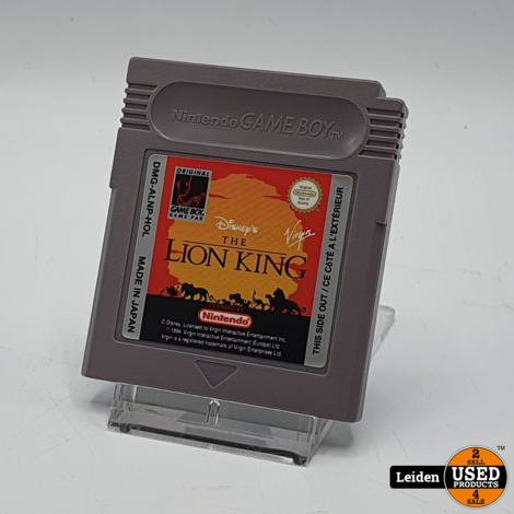 The Lion King (GB)