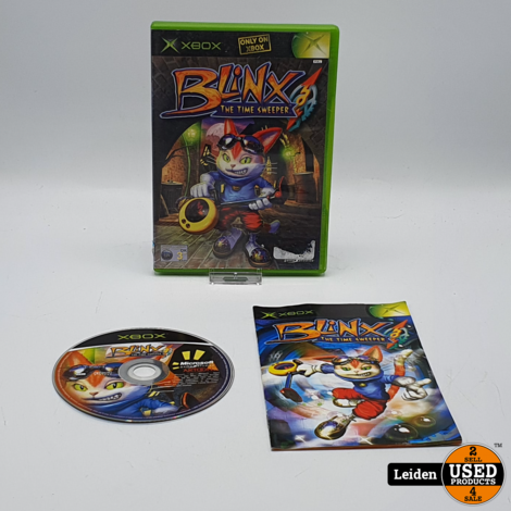 Blinx - The Time Sweeper (Xbox)