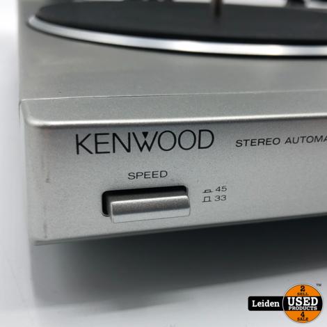 Kenwood P-110 Platenspeler