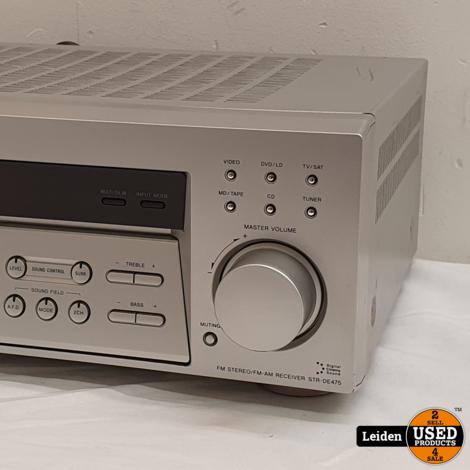 Sony STR-DE475 Versterker