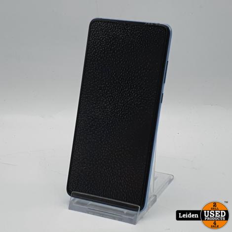 Huawei P30 128GB - Blauw (Breathing Crystal)