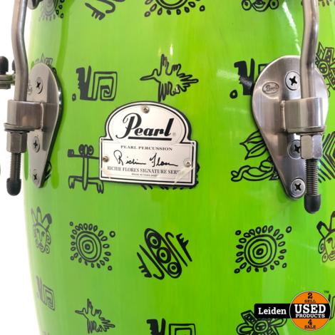 Pearl Richie Flores 10-inch Superquinto