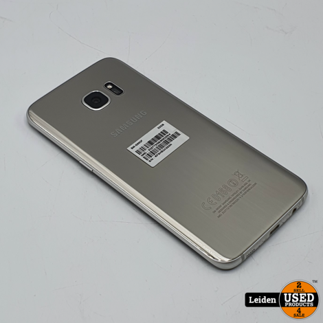 Samsung Galaxy S7 Edge - Silver