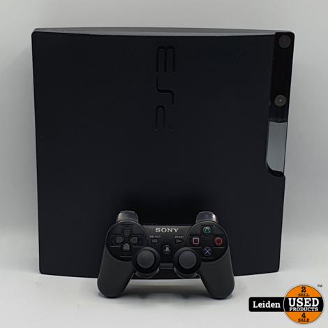 Playstation 3 Slim 160GB - Zwart