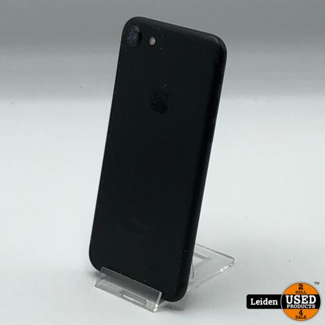 iPhone 7 32GB - Gitzwart