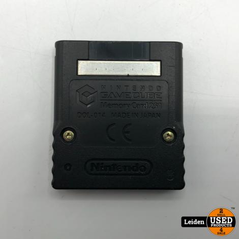Nintendo Gamecube Memory Kaart