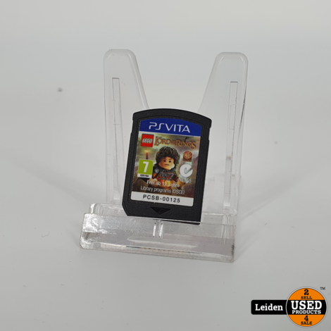 LEGO: Lord Of The Rings (PS Vita)