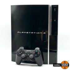 Playstation 3 500 GB Phat - Zwart