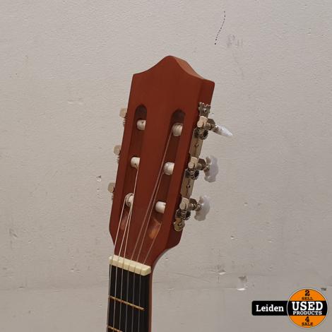 Gomez 034 1/2-model klassieke gitaar naturel