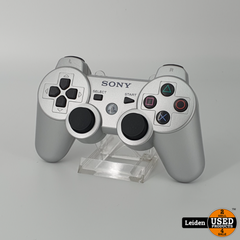 Sony PlayStation 3 Dualshock 3 Controller - Zilver