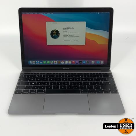 Macbook (12-inch, Retina, Early 2015)